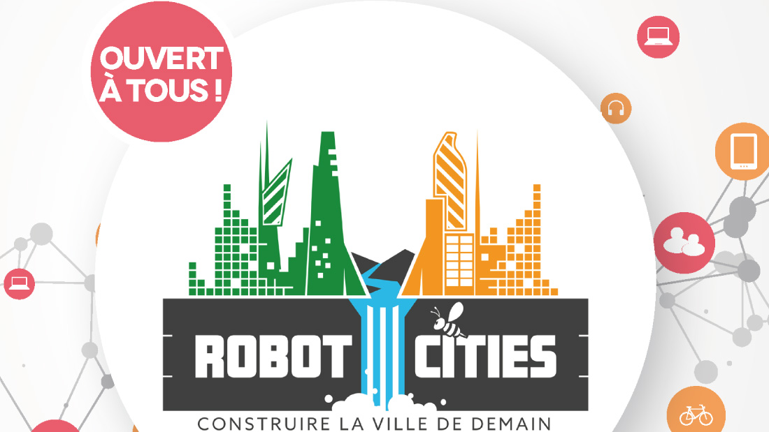 Robot cities