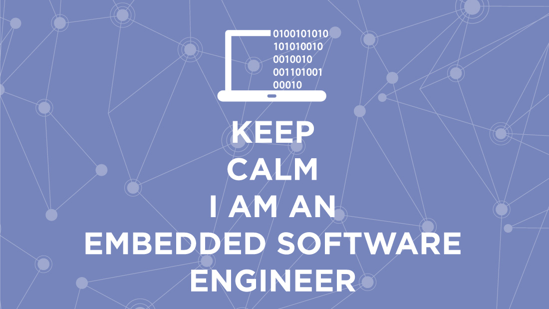 Embedded software engineer job description