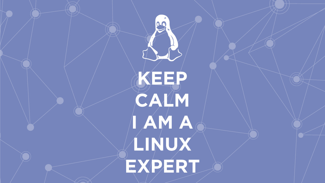 Linux expert job description