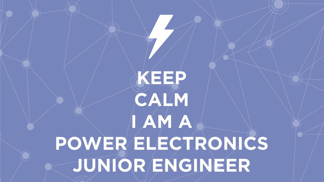 Fiche métier stagiaire électronique de puissance
