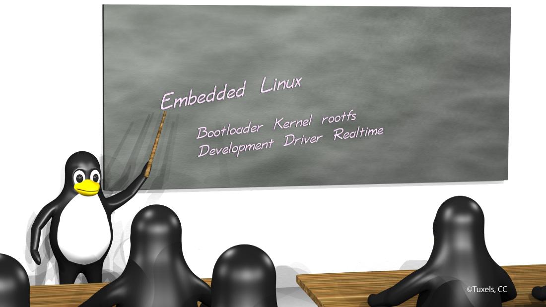 Recompiler un noyau Linux embarqué