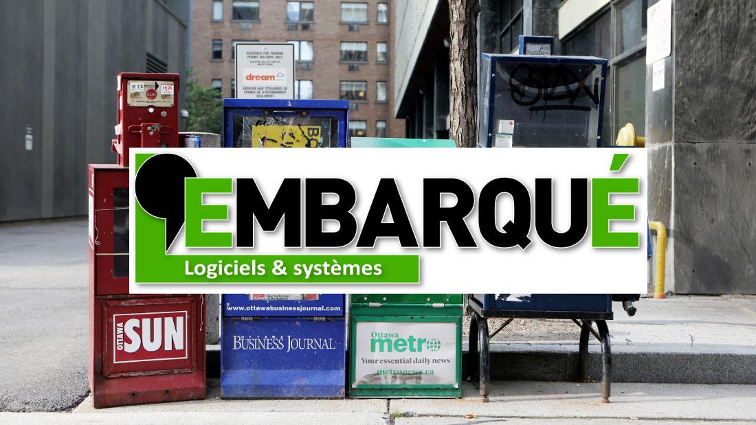 Logo l'Embarqué Media