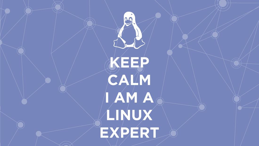 Fiche métier expert Linux