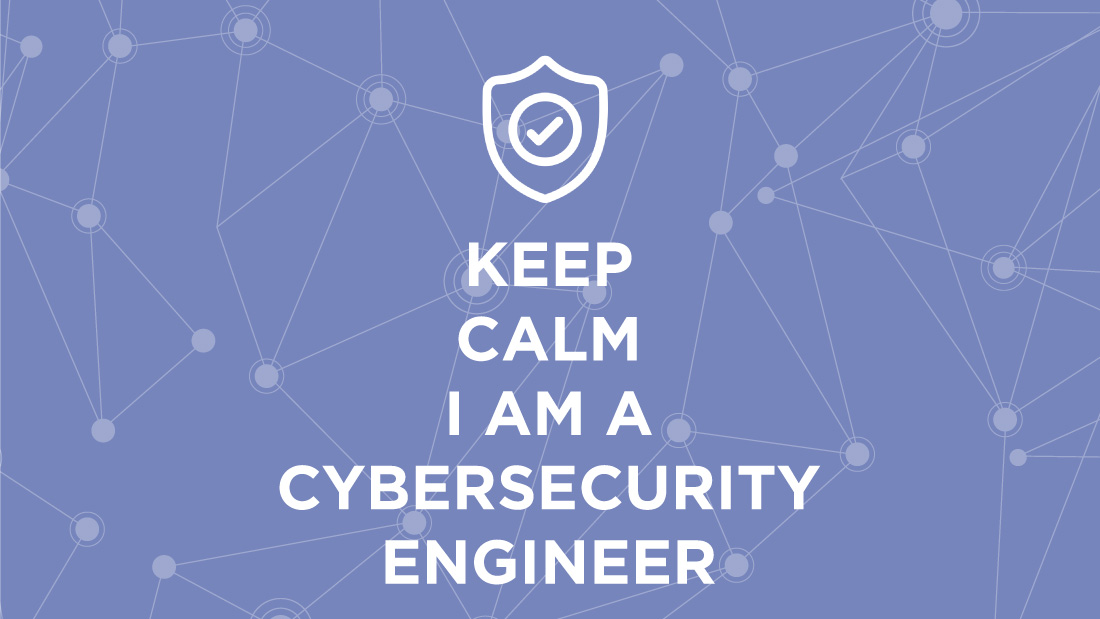 Cybersecurity engineer job description