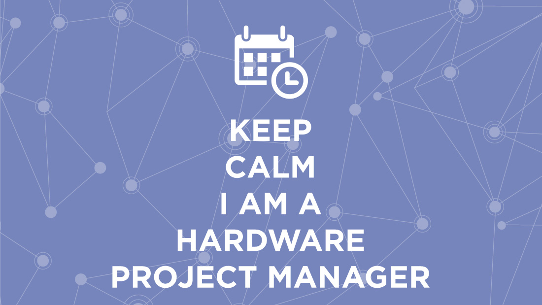 Electronic project manager job description