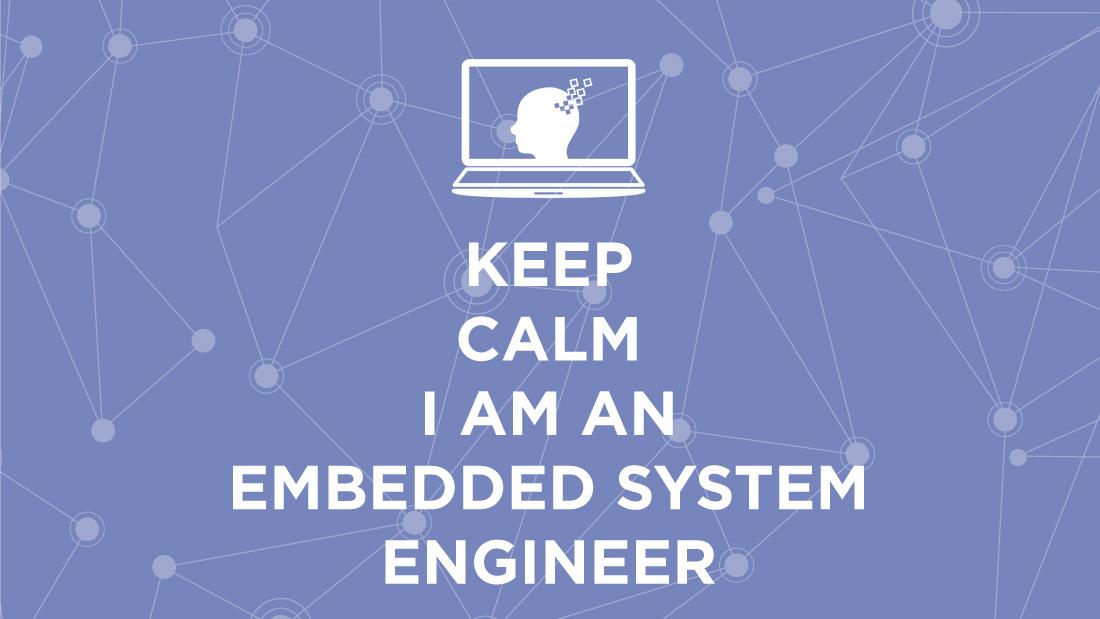 Embedded system engineer job description
