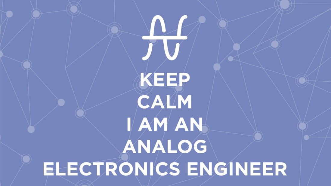 Fiche métier ingénieur électronique analogique