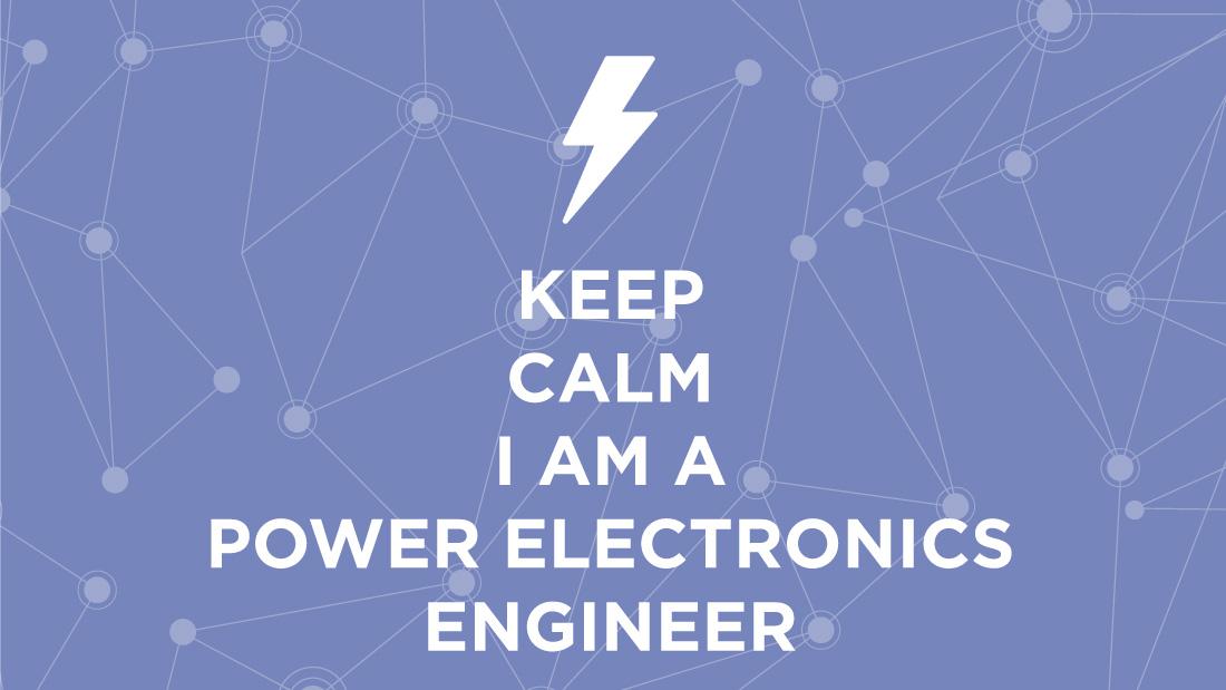 Fiche métier ingénieur électronique de puissance