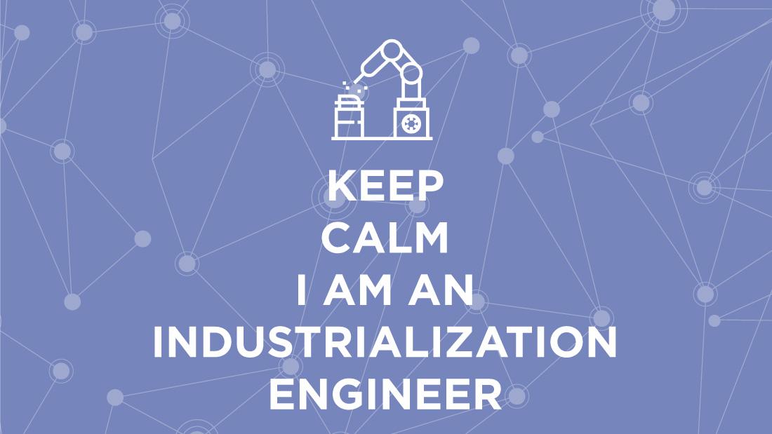 Fiche métier ingénieur industrialisation