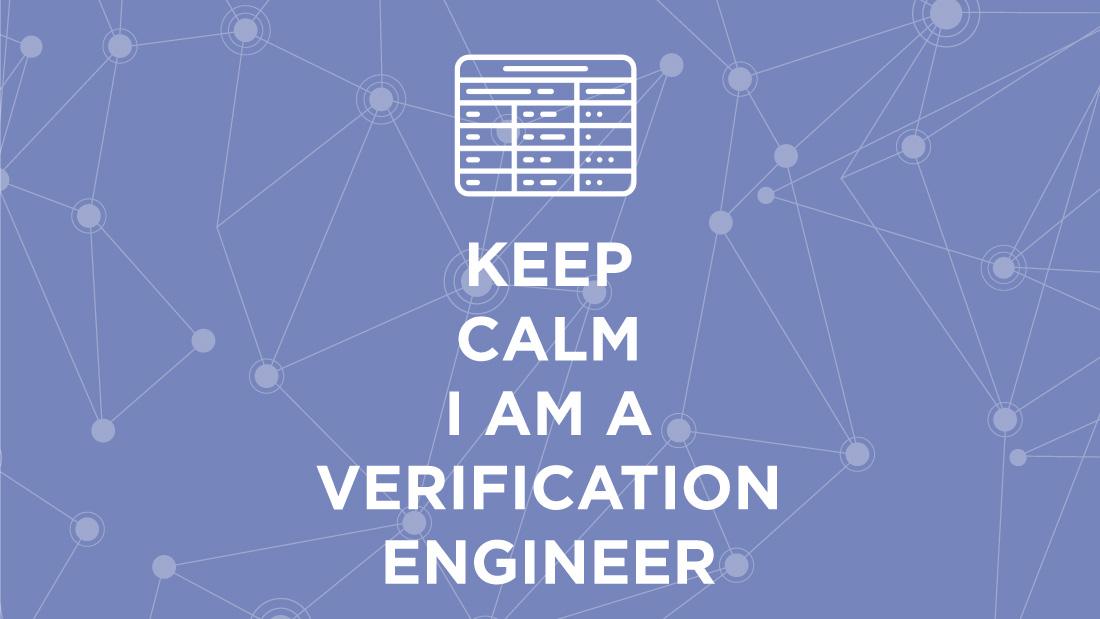 Fiche métier ingénieur vérification