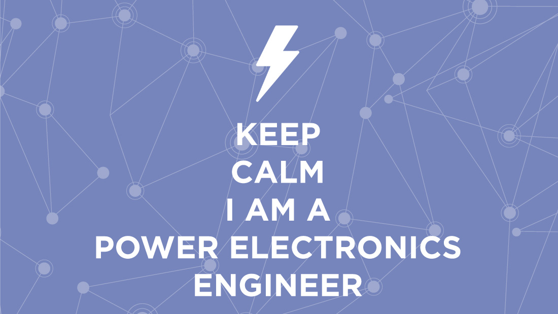 Power electronics engineer job description