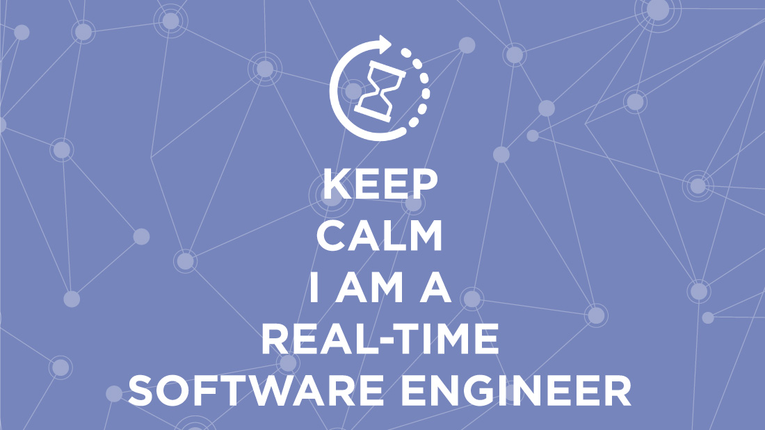 Real-time software engineer job description