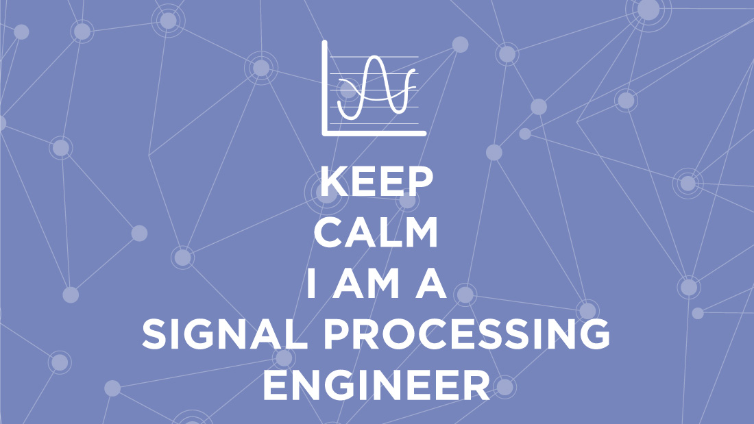 Signal processing engineer job description