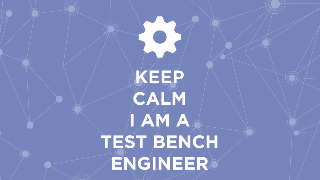 Test bench engineer job description