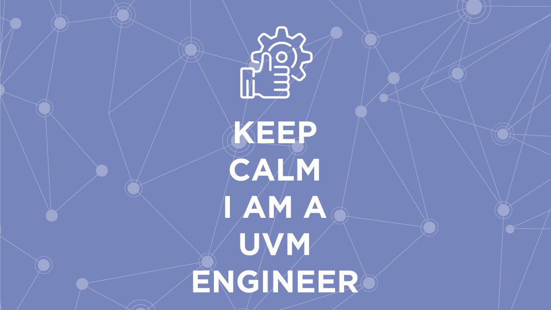 UVM verification engineer job description