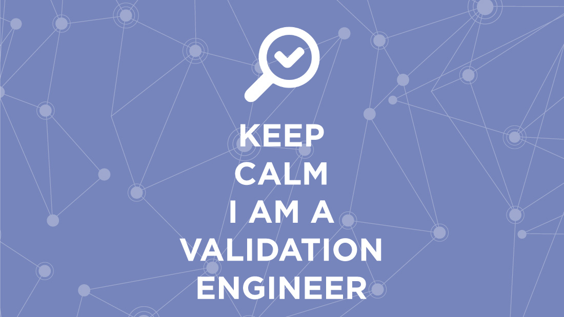 Validation engineer job description
