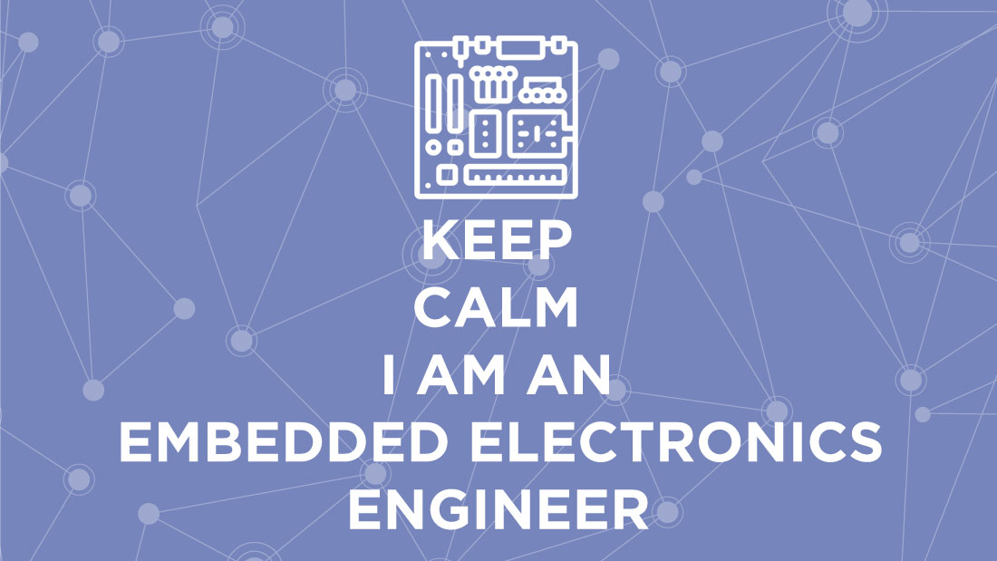 Embedded Electronics Engineer