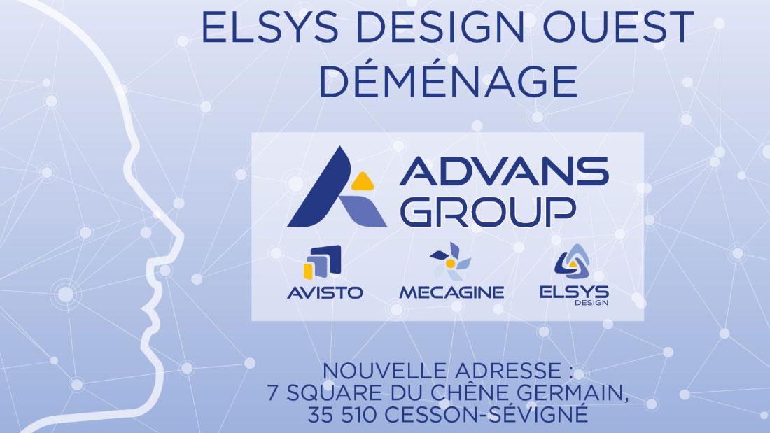 ELSYS Design Ouest Déménage
